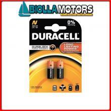 2040000 BATTERIE DURACELL N BLISTER Batterie Duracell N