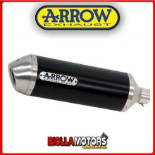 71855AON MARMITTA ARROW RACE-TECH SUZUKI GSX-R 1000 2017 DARK/INOX