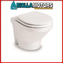 1326011 TOILET COMPASS 12V LOW PREMIUM PLUS PAN WC - Toilette Tecma Compass Short