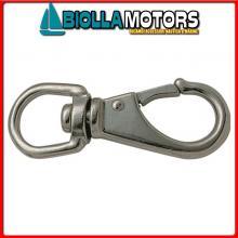 0211565 MOSCHETTONE OCCH GIREVOLE D13 Moschettone Girevole Standard