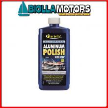 5731546 POLISH ALUMINUM 500ML 87616< Lucidante PTEF per Alluminio Star Brite Aluminum Polish