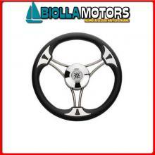 4641701 VOLANTE D350 22 TARGA BLACK Volante Targa/Steel