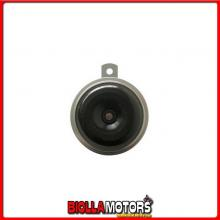 097345 CLAXON CAGIVA Prima 50CC 1992/> 12V CC nero - d.90 tono basso