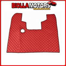 96428 LAMPA TAPPETO CENTRALE IN SIMILPELLE - ROSSO - SCANIA L SERIE 4 (02/95>09/04)