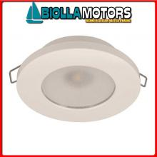 2149021 LUCE LED TED N-IP40 L CALDA Faretto Ted N - IP40