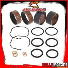 38-6103 KIT BOCCOLE-BRONZINE FORCELLA Honda CBR250R 250cc 2011-2013 ALL BALLS