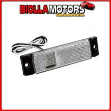 98463 LAMPA LUCE SUPPLEMENTARE A LED, 24V - BIANCO