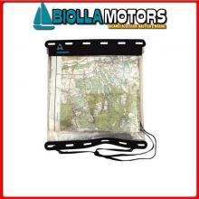 3030311 AQUAPAC KAITUNA MAP CASE 808 Busta Impermeabile Aquapac Map