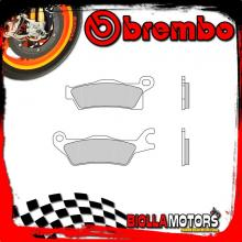 07GR27SX PASTIGLIE FRENO ANTERIORE BREMBO BOMBARDIER-CAN AM OUTLANDER LEFT 2015- 450CC [SX - OFF ROAD]