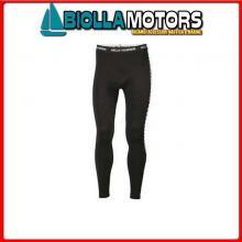 3040343 HH LIFA PANT 990 BLACK L Calzamaglia HH Lifa Pant