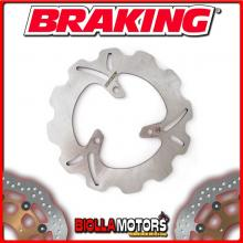 AP11FID FRONT BRAKE DISC SX BRAKING YAMAHA NEOS (Rear Drum Model) 100cc 2000-2002 WAVE FIXED