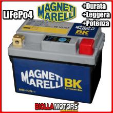 MM-ION-1 BATTERIA LITIO MAGNETI MARELLI YTX5L-BS LiFePo4 YTX5LBS MOTO SCOOTER QUAD CROSS