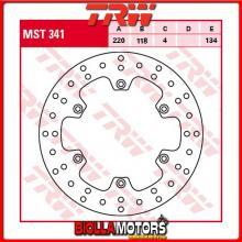MST341 DISCO FRENO POSTERIORE TRW Suzuki DR 250 1995-2000 [RIGIDO - ]