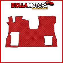 96504 LAMPA TAPPETO UNICO IN SIMILPELLE - ROSSO - SCANIA S (11/16>)