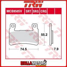 MCB850SV PASTIGLIE FRENO ANTERIORE TRW Kawasaki ZX-6R 636 Ninja 2013-2015 [ORGANICA- ]
