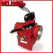 09390 CARBURATORE DELLORTO VHST 26 BS 2T ARIA MANUALE UNIVERSALE SCOOTER -RED RACING 9390