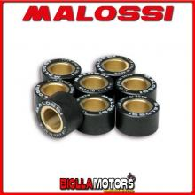 669919.M0 8 RULLI VARIATORE MALOSSI D. 20X12 GR. 14,5 KYMCO DINK STREET 300 IE 4T LC EURO 3 2012-> (SK60A) - -