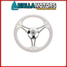 4641702 VOLANTE D350 22 TARGA WHITE Volante Targa/Steel