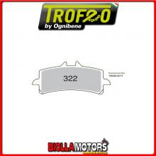 43032201 PASTIGLIE FRENO ANTERIORE OE HONDA CBR 1000 RR SP 2013- 1000CC [SINTERIZZATE]
