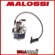 1611033 KIT CARBURATORE MALOSSI PHBL 25 BD GILERA TYPHOON 125 2T - -