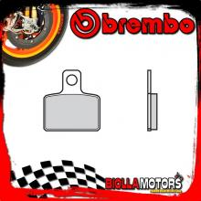 07GR4804 PASTIGLIE FRENO POSTERIORE BREMBO VERTIGO COMBAT CAMO WORKS 2015- 300CC [04 - ROAD CARBON CERAMIC]