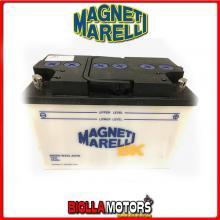 60N35L-A-HD/SM BATTERIA MAGNETI MARELLI Y60N35L-A-HD/SM CON ACIDO Y60N35LAHDSM MOTO SCOOTER QUAD CROSS