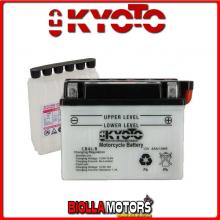 712041 BATTERIA KYOTO YB4L-B [SENZA ACIDO] YB4LB MOTO SCOOTER QUAD CROSS [SENZA ACIDO]