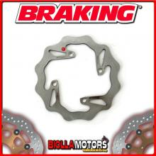 WF4501 DISCO FRENO POSTERIORE BRAKING BETA RR 250cc 2005-2009 WAVE FISSO