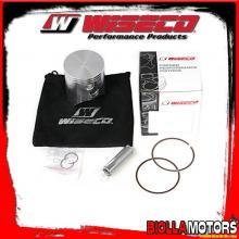 801M06640 PISTONE 66,40 mm WISECO HONDA CR 250 2002-2004 - 2 Fasce