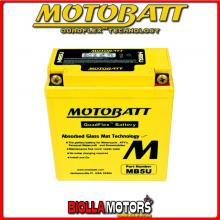 MB5U BATTERIA MOTOBATT 12N5-3B AGM E06011 12N53B MOTO SCOOTER QUAD CROSS