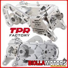 99CRPT1000 CARTER MOTORE TOP TPR FACTORY 100CC VESPA S 50 2T euro 2 (C381M)