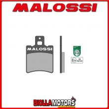 6215043 - 6215008BB COPPIA PASTIGLIE FRENO MALOSSI Anteriori MBK EVOLIS 50 2T SPORT Anteriori - per veicoli PRODOTTI 1992 --> **