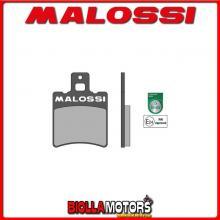 6215043 - 6215008BB COPPIA PASTIGLIE FRENO MALOSSI Anteriori MBK FORTE 50 2T SPORT Anteriori - per veicoli PRODOTTI 1995 --> **