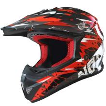 441961F CASCO CROSS NOEND CRACKED ROSSO L