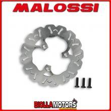 6212603 DISCO FRENO MALOSSI APRILIA SR 50 2T LC EURO 4 (PIAGGIO CA81M) D. ESTERNO 190 - SPESSORE 3,5 MM -