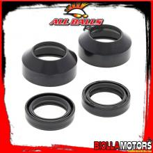 56-117 KIT PARAOLI E PARAPOLVERE FORCELLA Harley FXEF Fat Bob 82cc 1985- ALL BALLS