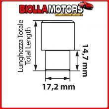MG21156SL MCGARD DADI PIATTI, KIT 4 PZ - ULTRA HIGH SECURITY - J030 FIAT FULLBACK CABINA ESTESA 4P (09/16>)