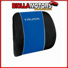 98595 LAMPA TRUCKER, SUPPORTO LOMBARE ORTOPEDICO - BLU