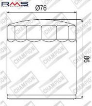 100609735 COF074c FILTRO OLIO HARLEY DAVINSON VRSCDX V-Rod 10th Anniversary Edition  12