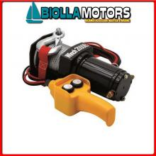 2820501 VERRICELLO TRAILER WINCH 900KG Verricello di Alaggio 900L-12V