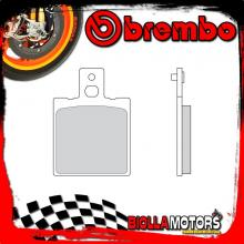 07BB0106 PASTIGLIE FRENO POSTERIORE BREMBO ASPES SINTESI 1988- 125CC [06 - ROAD CARBON CERAMIC]