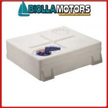 4030612 SERBATOIO CAN CENTRALE 140L Serbatoio Bravo