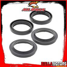 56-165 KIT PARAOLI E PARAPOLVERE FORCELLA Kawasaki W650 650cc 2000- ALL BALLS