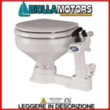 1322001 TOILET JABSCO MAN TWIST-LOCK WC - Toilet Manuale Jabsco Compact