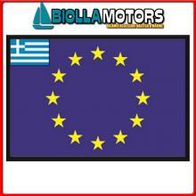 3401320 BANDIERA GRECIA UE 20X30CM Bandiera Grecia UE