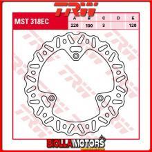 MST318EC DISCO FRENO ANTERIORE TRW Suzuki RM 85 2005- [RIGIDO - CROSS]