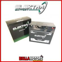 246650511 BATTERIA ELEKTRA 51913 SIGILLATA ATTIVA 51913 MOTO SCOOTER QUAD CROSS