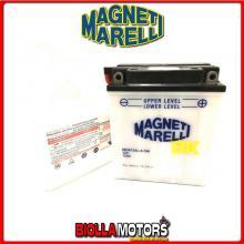 MOB12AL-A/SM BATTERIA MAGNETI MARELLI YB12AL-A CON ACIDO YB12ALA MOTO SCOOTER QUAD CROSS
