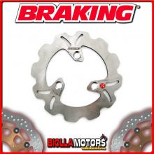 PE02FID FRONT BRAKE DISC SX BRAKING PEUGEOT SPEEDFIGHT 2 A/C 50cc 2001 WAVE FIXED