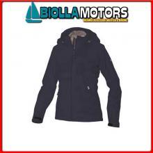 3017542 PORTOFINO SJ WOM NAVY S SLAM Slam Portofino Sailing Jacket Donna